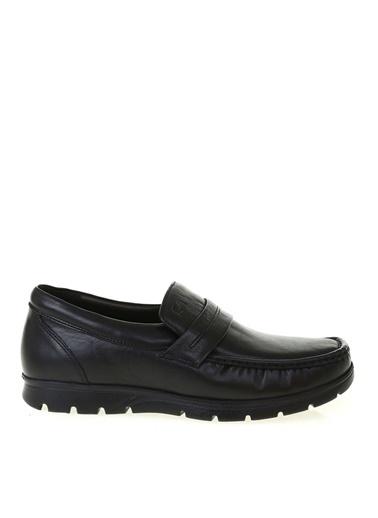 Forelli Forelli 32627-H Siyah Günlük Ayakkabı Siyah